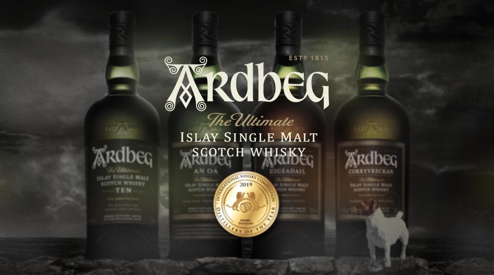 Ardberg Whisky im Onlineshop kaufen