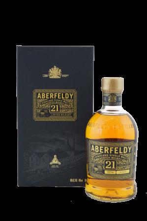 Aberfeldy 21 Jahre