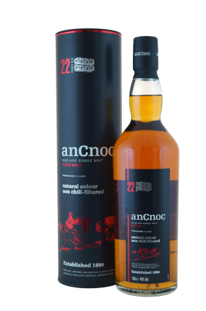 anCnoc 22 Jahre