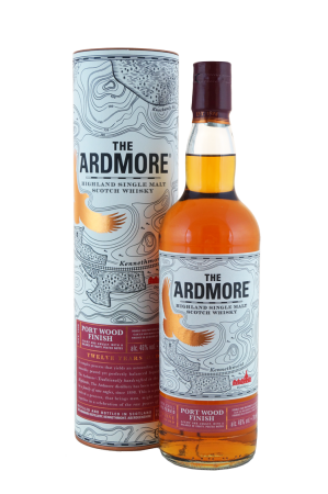 Ardmore Port Wood Finish 12 Years old