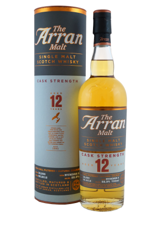 Arran 12 Jahre Cask Strength Batch 5