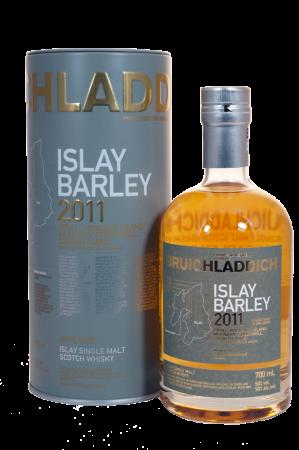 Bruichladdich Islay Barley 2011