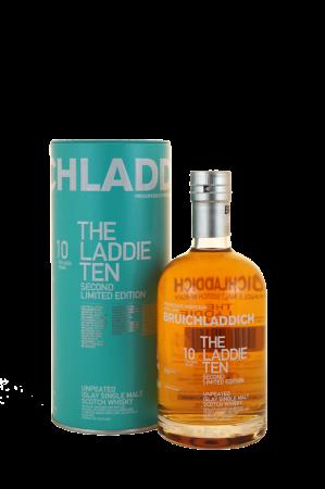 Bruichladdich The Laddie Ten 2nd Edition