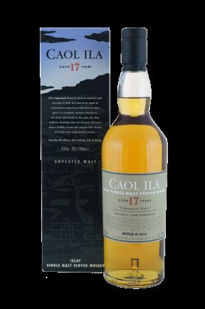 Caol Ila 17 Jahre unpeated 1997/2015