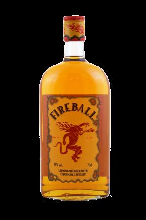 Fireball Whisky-Zimtlikör