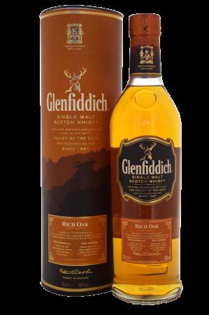 Glenfiddich 14 Jahre Rich Oak