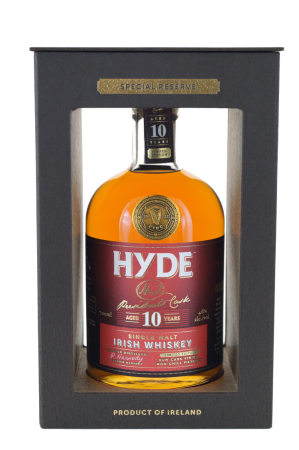 Hyde No.2 10 Jahre President´s Cask Rum Finish