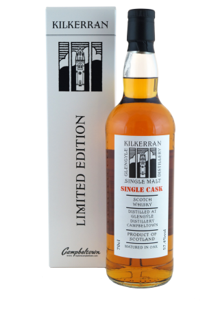 Kilkerran Single Cask Limited Edition