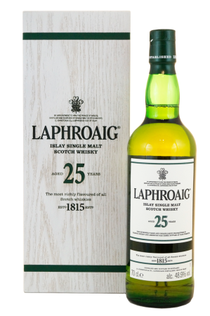 Laphroaig 25 Jahre Cask Strength 2017 Edition
