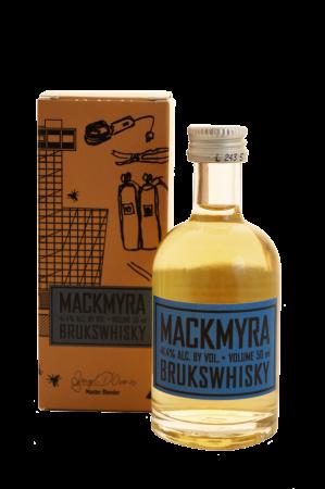 Mackmyra Brukswhisky Miniatur 50ml