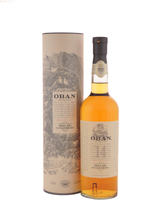 Oban 14 Years