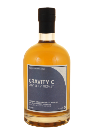 Scotch Universe - GRAVITY I