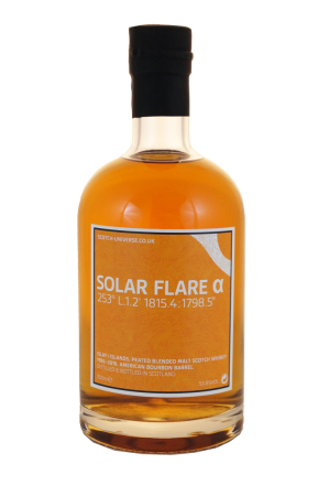 Scotch Universe - SOLAR FLARE ALPHA
