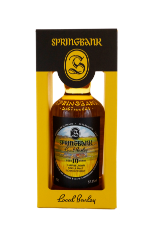 Springbank 10 Jahre Local Barley