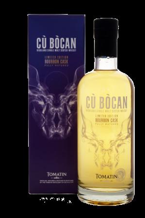 Tomatin Cù Bòcan Ltd. Ed. Bourbon Cask