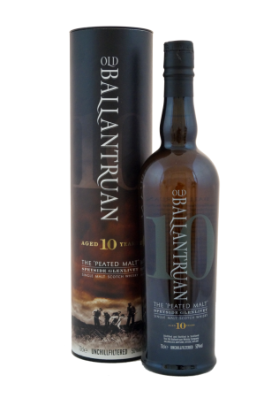 Tomintoul Old Ballantruan 10 Years