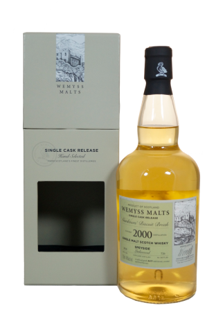 "Wemyss Linkwood ""Gardener´s Biscuit Basket"" 18 Jahre Single Cask 2000"