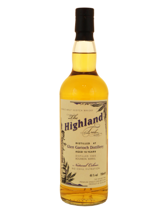 The Highland Trail Glen Garioch 15 Jahre 2000 Single Cask