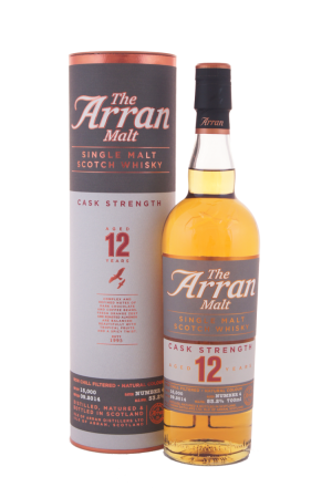 Arran 12 Years 3rd Edition Cask Strength