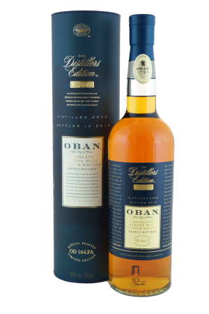 Oban Distillers Edition 2000/2015