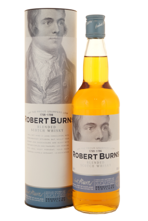 Arran Robert Burns Blended Whisky