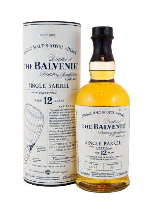 Balvenie 12 Jahre Single Barrel First Fill Cask #5536