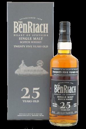 BenRiach 25 Jahre gereift