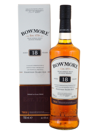 Bowmore 18 Jahre