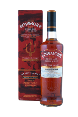 Bowmore Devils Cask 3 - Double the Devil