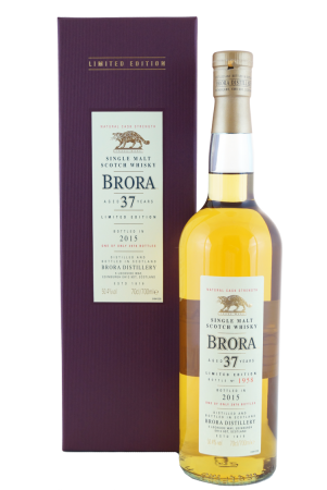 Brora 37 Years Diageo Special Release 2015