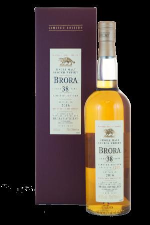 Brora 38 Jahre Special Release 2016 1977/2016