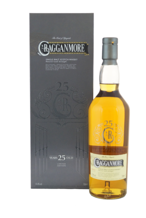 Cragganmore 25 Years Old 1988 SR14
