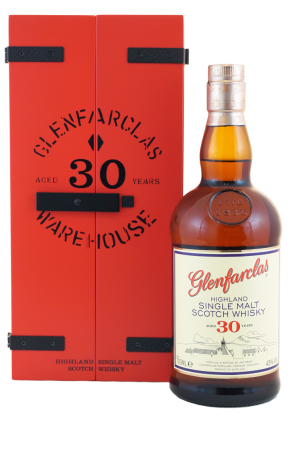 Glenfarclas 30 Jahre Warehouse Edition