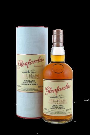 Glenfarclas  £ 511.19s.Od