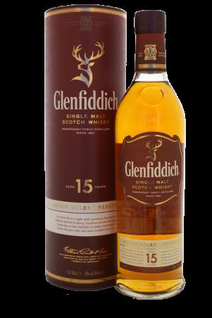 Glenfiddich 15 Jahre Solera