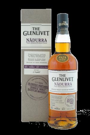 The Glenlivet Nàdurra  Batch OL0614