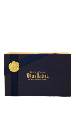 Johnnie Walker Blue Label Tumbler in Geschenkbox 2 Stück