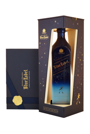 Johnnie Walker Blue Label - Limited Winter Edition