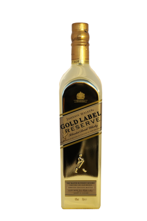 Johnnie Walker Gold Label Reserve – Limited Edition Bottle