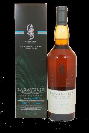 Lagavulin Distillers Edition 2002/2018