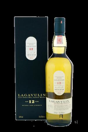 Lagavulin 12 Years Old Cask Strength SR14