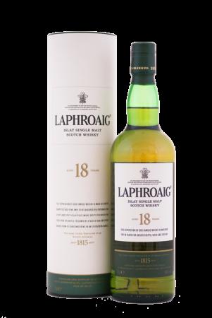 Laphroaig 18 Years Malt