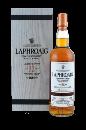 Laphroaig 32 Jahre - Limited Edition