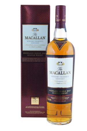 Macallan Whisky Maker´s Edition