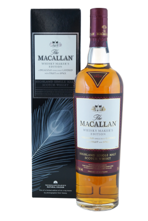 Macallan Whisky Maker´s Edition Xray Edition