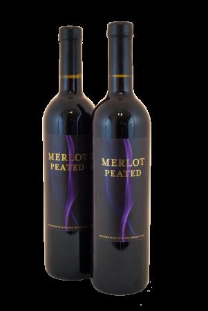Merlot Peated - Matured in Islay Whiskycask