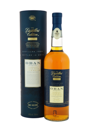 Oban Distillers Edition 1999/2014