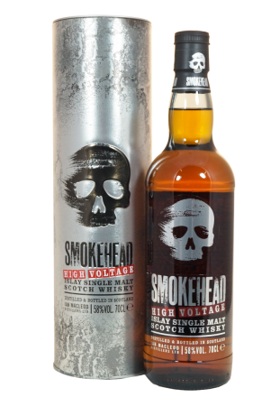Smokehead High Voltage Edition 2018