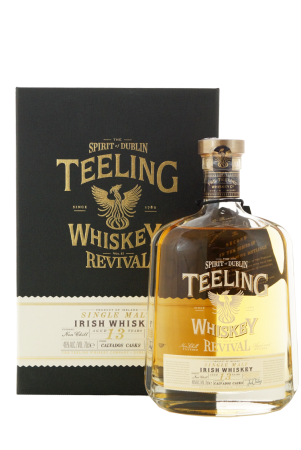 Teeling Revival 13 Jahre Calvados Cask Finish
