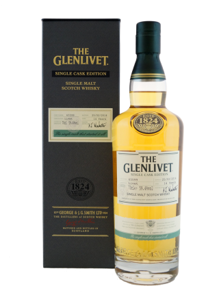 The Glenlivet Single Cask Edition –Livet-